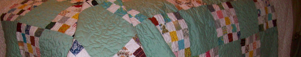 OSuzyQuilts,  Free-motion Quilting and Meanderings